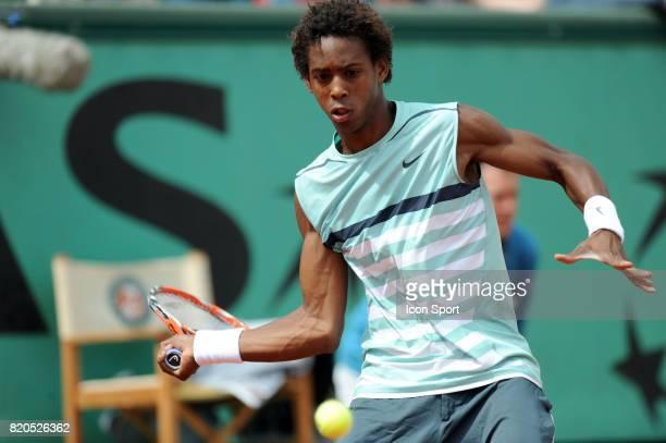 Gianni MINA Finale Simple Junior Daniel BERTA / Gianni MINA Roland Garros 2009 Paris