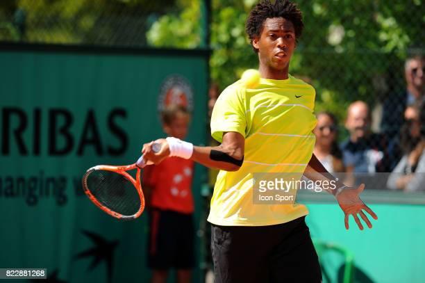 Gianni MINA Finale Championnats de France Junior 2010 Roland Garros