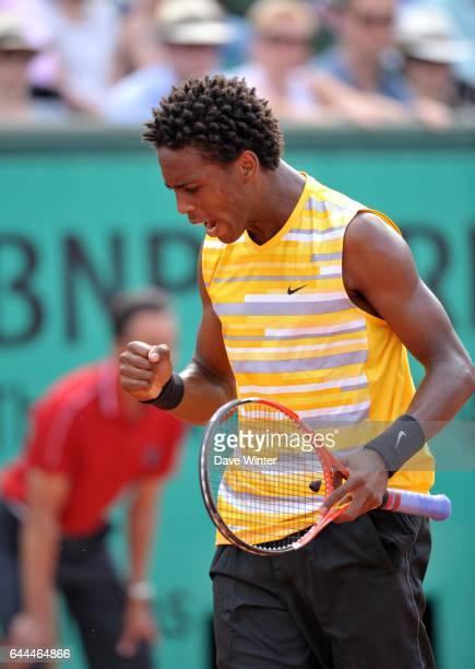 Gianni MINA Roland Garros 2010 Photo Dave Winter / Icon Sport
