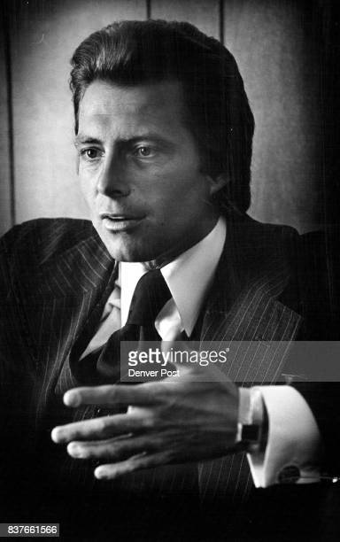 Gianni Russo Actor The Godfather Credit Denver Post Inc
