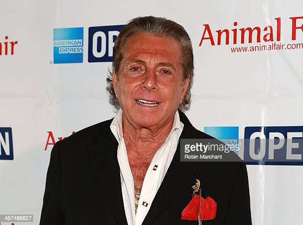 Gianni Russo attends Animal Fair Media's 10th annual Toys For Dogs Secret Santa benefit at XL Nightclub on December 17 2013 in New York City