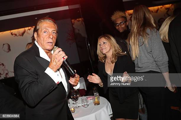 Gianni Russo attends Beautique 2 year Anniversary at Beautique on November 16 2016 in New York City