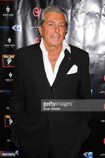 Gianni Russo attends the 6th annual Wayuu Taya Foundation gala at Stephen Weiss Studio on June 17 2009 in New York City