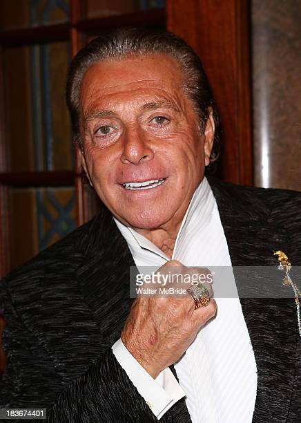 Gianni Russo attends the Broadway And Beyond celebration at the City Center on October 8 2013 in New York City