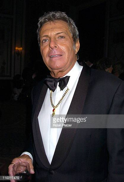 Gianni Russo during The 60th Anniversary Ball of the Year Gala for The Boys Towns of Italy at The Waldorf Astoria Hotel in New York City New York...