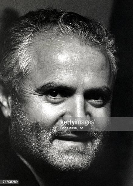 Gianni Versace at the Bergdorf Goodman in New York City New York