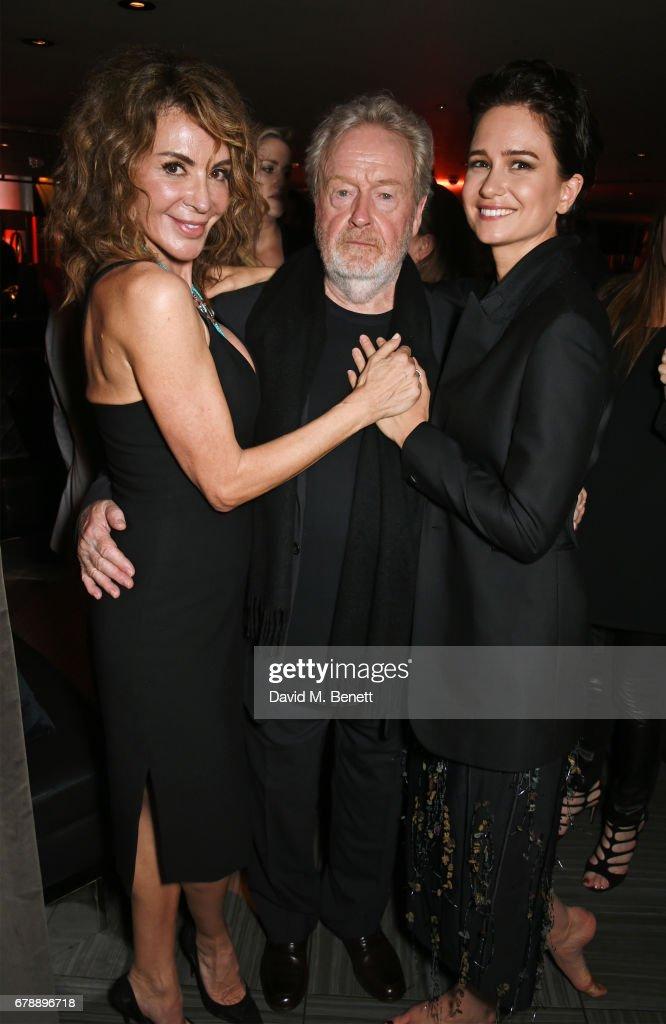 """Alien: Covenant"" - World Premiere - After Party : News Photo"