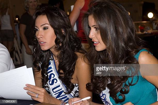 Miss Uruguay Pictures and Photos - Getty Images