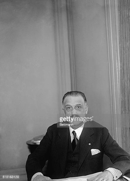 Giannini, president of the Bank of Italy.