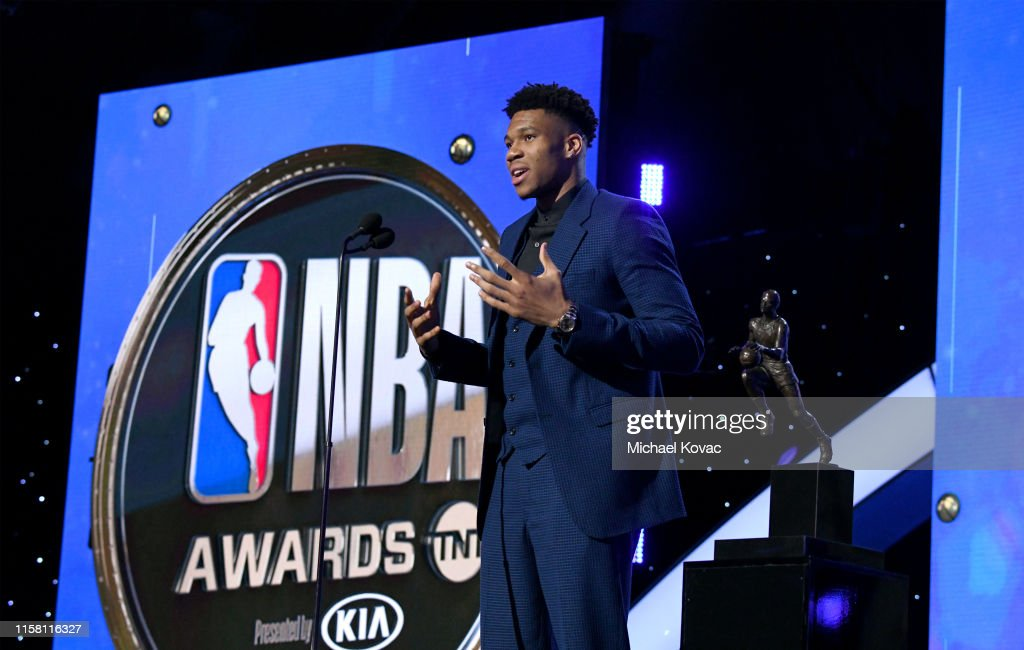 2019 NBA Awards Presented By Kia On TNT - Inside : ニュース写真