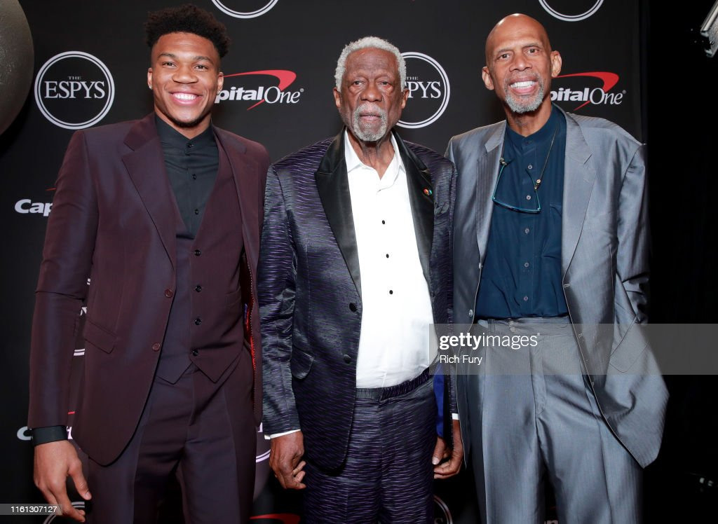 The 2019 ESPYs - Inside : News Photo