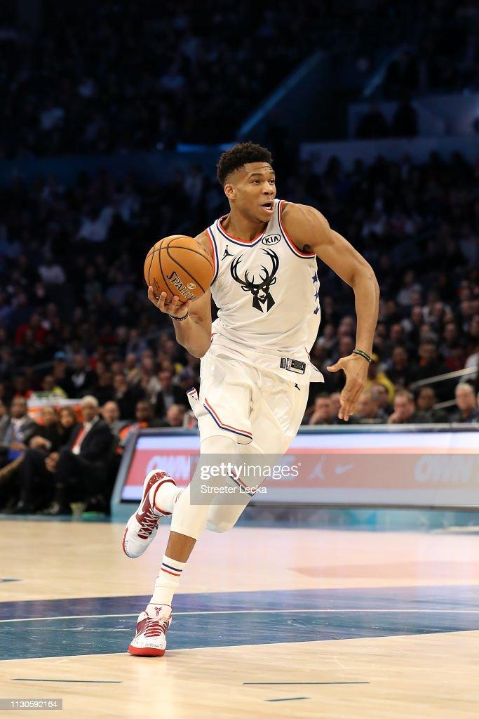 2019 NBA All-Star Game : News Photo