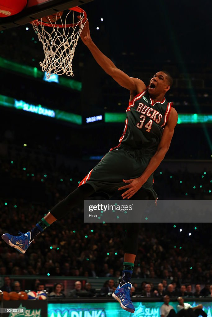 Sprite Slam Dunk Contest 2015