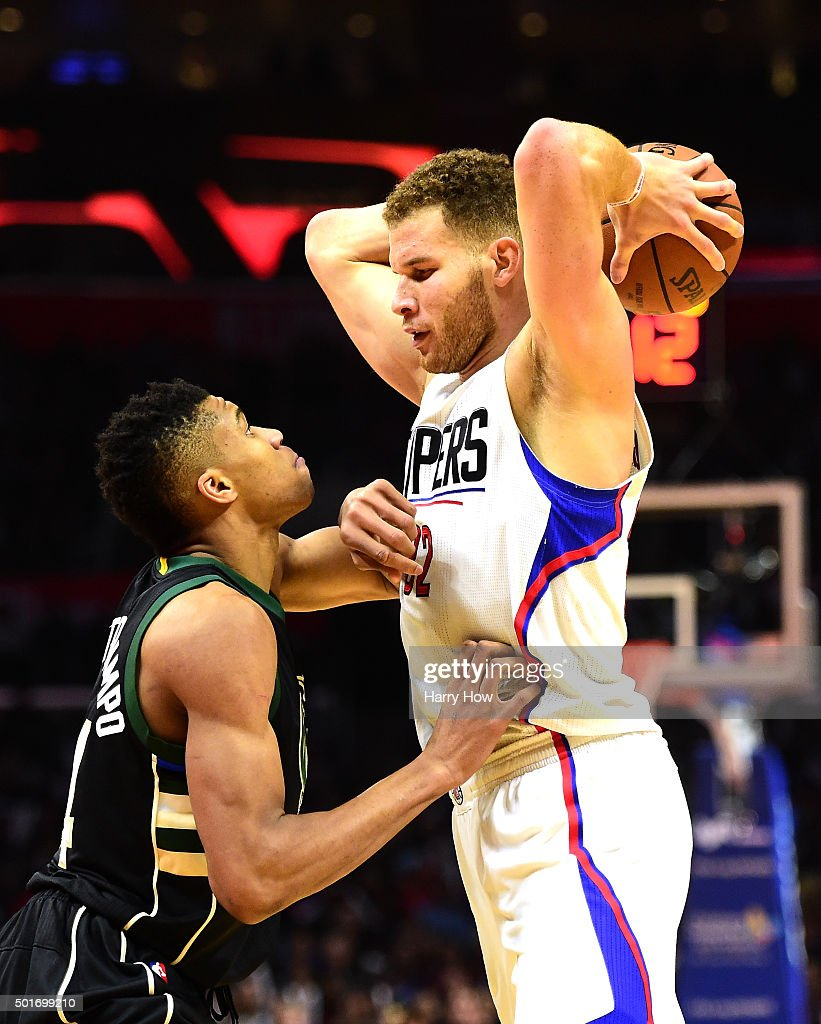 Milwaukee Bucks v Los Angeles Clippers