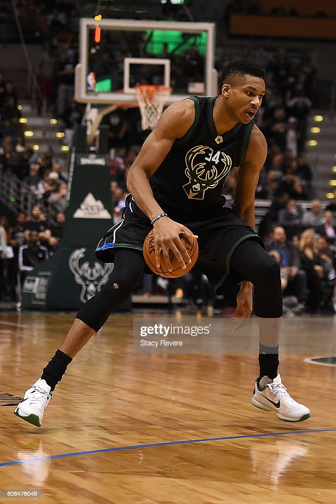 Toronto Raptors v Milwaukee Bucks : News Photo