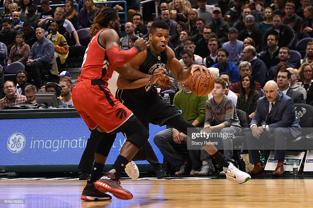 Toronto Raptors v Milwaukee Bucks : News Photo