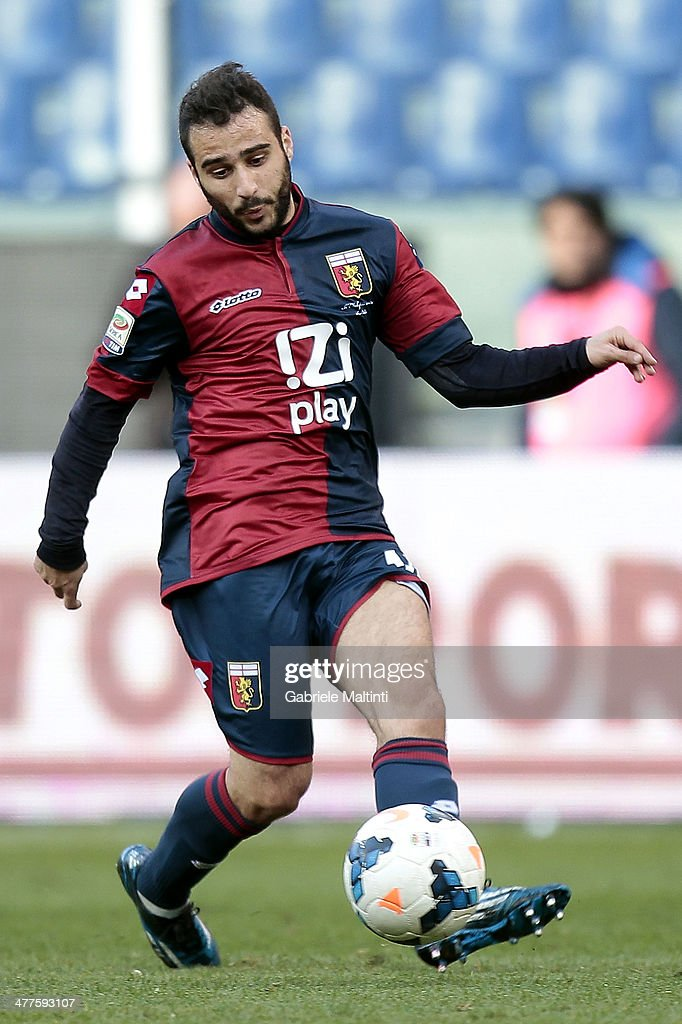 Genoa CFC v Calcio Catania - Serie A : News Photo