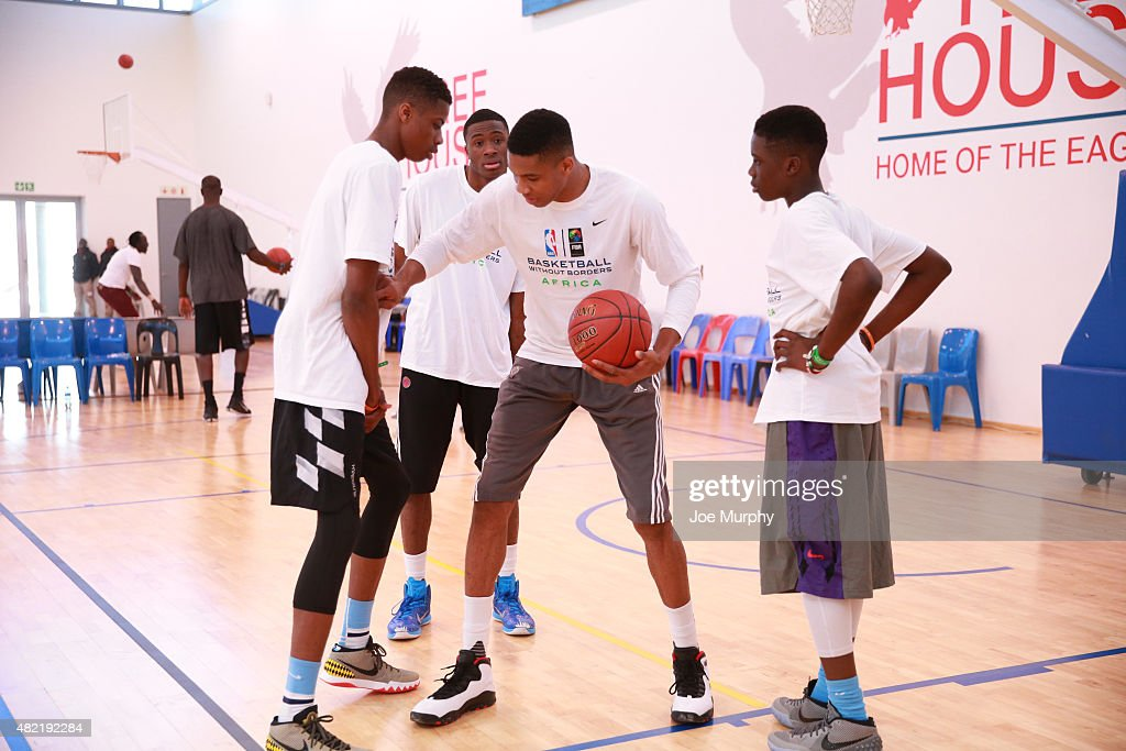 2015 Basketball without Borders Africa
