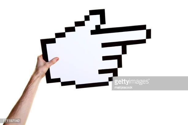 Giant cursor
