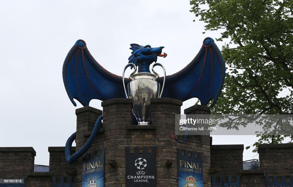 Previews - UEFA Champions League Final : ニュース写真