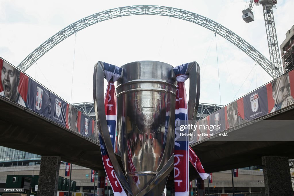 Rotherham United v Shrewsbury Town - Sky Bet League One Play Off Final
