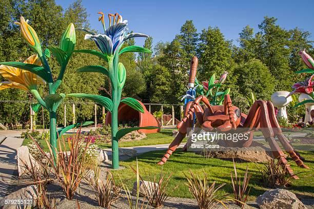 Giant garden