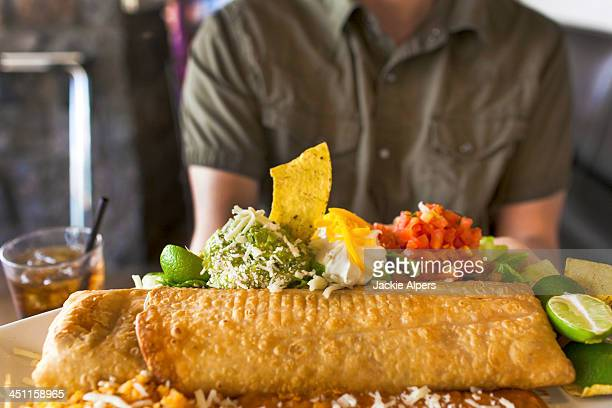 giant ghimichanga - tucson stock pictures, royalty-free photos & images