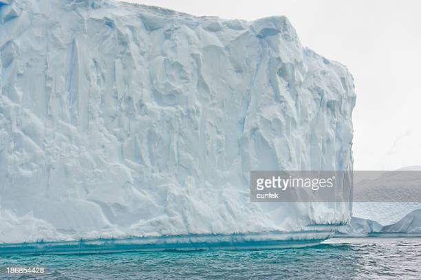 giant iceberg - south pole stock pictures, royalty-free photos & images