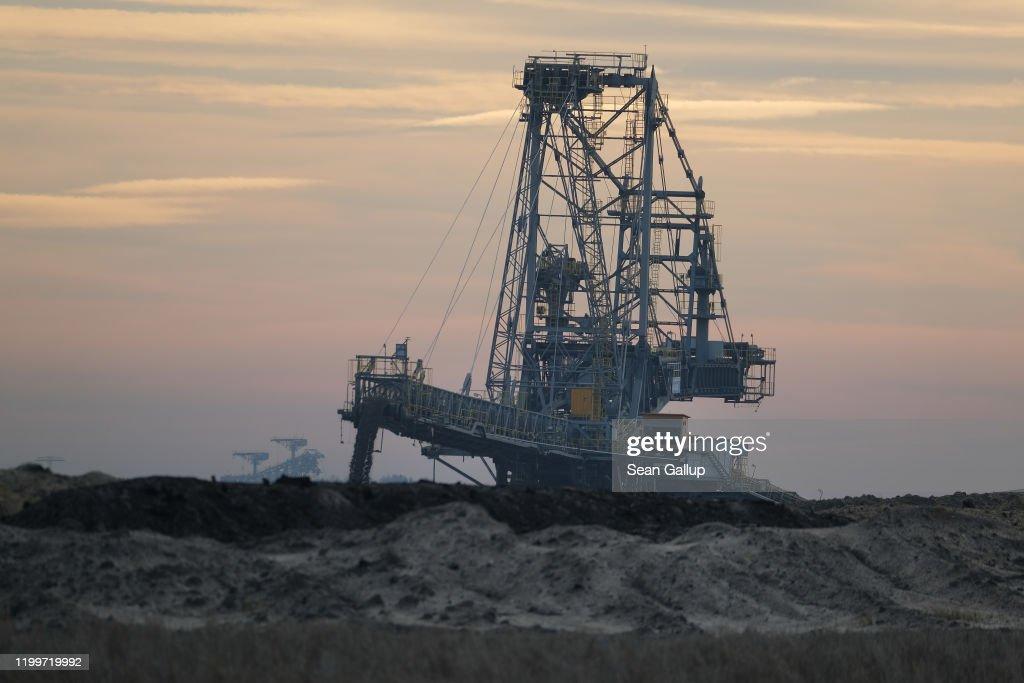 Coal Regions To Receive Assistance Under EU Green Deal : Nieuwsfoto's