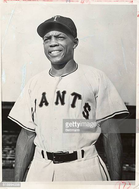 Giant officials are banking heavily on Willie Howard Mays, Jr., of Fairfield, Alabama, now playing his first stint at professional ball with their...