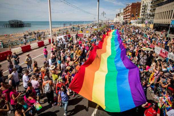 GBR: Brighton Pride Cancelled Due To The Coronavirus Pandemic