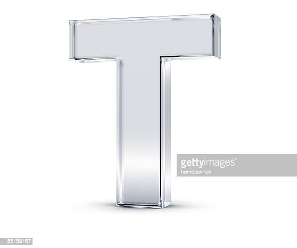 giant silver alphabet letter t - letter t stock pictures, royalty-free photos & images