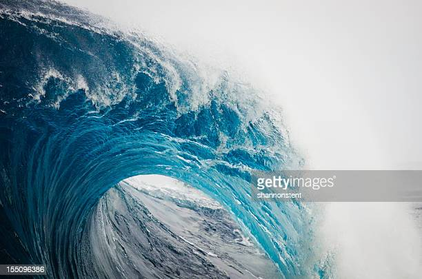 Giant Wave Up Close