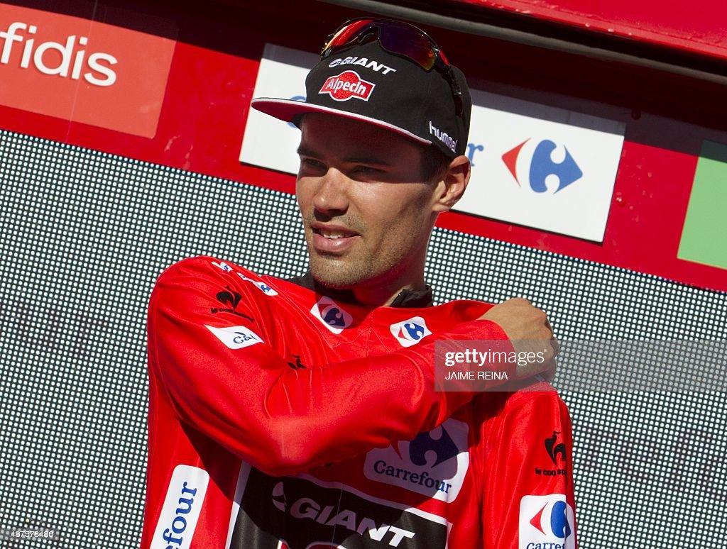 CYCLING-ESP-TOUR : News Photo