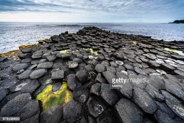 Giants Causeway Rocks Northern Ireland