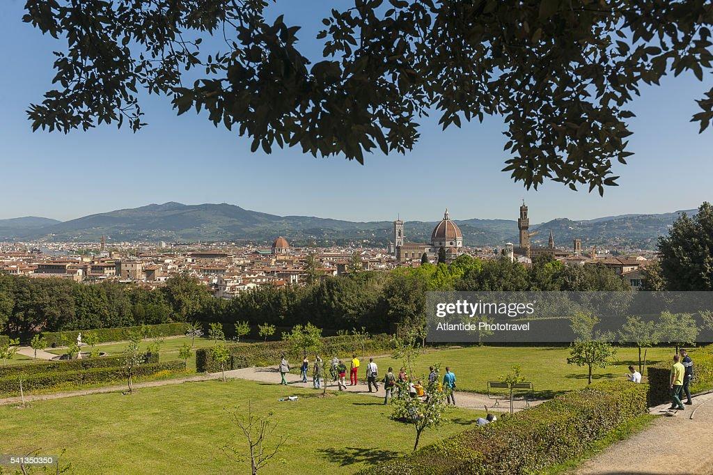Il giardino di boboli dimore storiche italiane