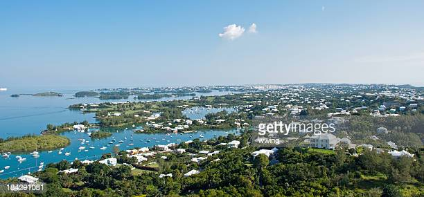 Gibbs Lighthouse View, Bermuda... Hamilton Harbor