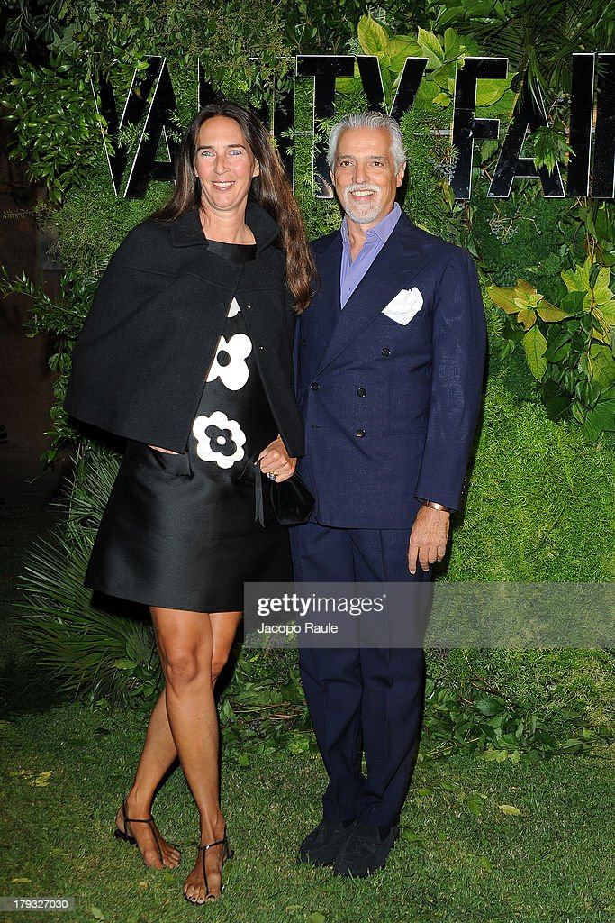 Vanity Fair Celebrate  10th Anniversary - The 70th Venice International Film Festival : News Photo