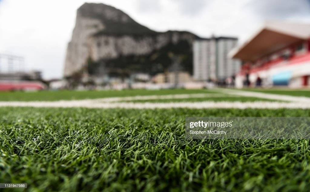 GIB: Republic of Ireland Training Session and Press Conference