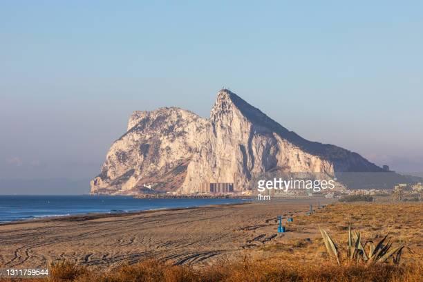 gibraltar (upper rock) - uk - ジブラルタルの岩山 ストックフォトと画像