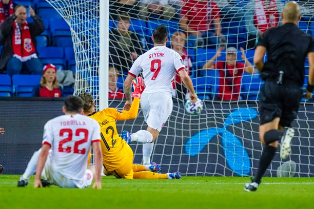 UNS: Norway v Gibraltar - 2022 FIFA World Cup Qualifier