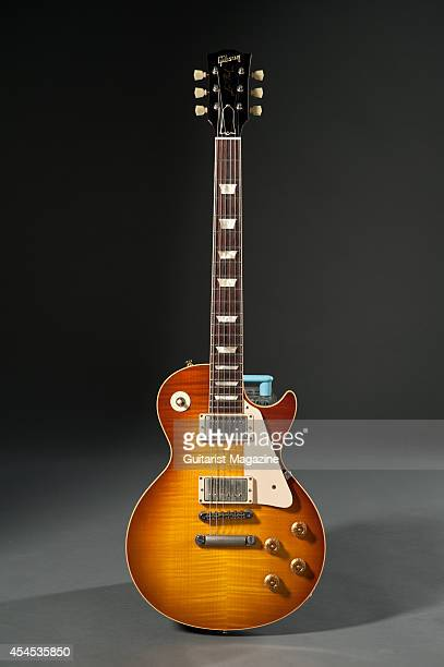 Gibson Les Paul electric guitar used by English guitarist and songwriter Mick Ralphs founding member of the bands Mott the Hoople and Bad Company...