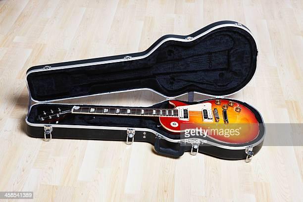 Gibson Les Paul Standard guitar in case