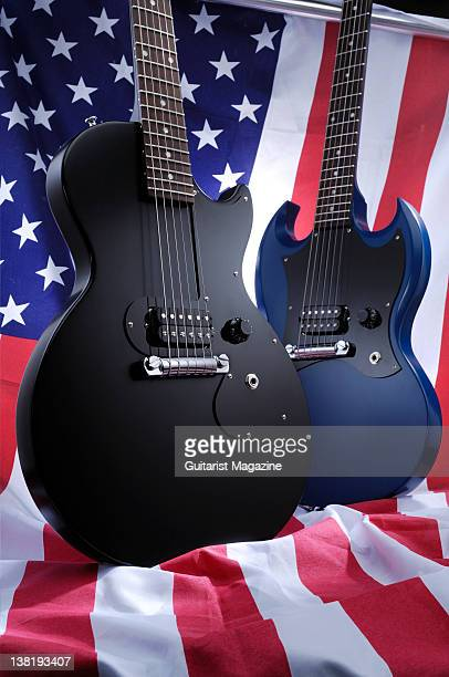 Gibson Melody Maker Les Paul and Melody Maker SG electric guitars June 1 2011