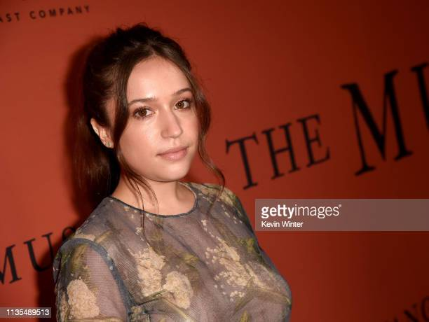 Gideon Adlon arrives at the premiere of Focus Features' The Mustang at ArcLight Hollywood on March 12 2019 in Hollywood California