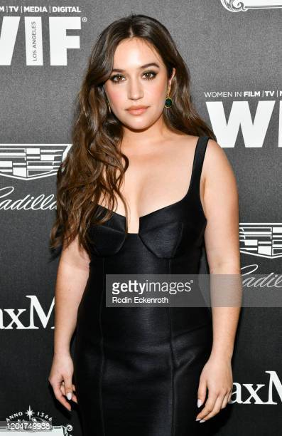 Gideon Adlon attends 13th Annual Women In Film Female Oscar Nominees Party at Sunset Room Hollywood on February 07 2020 in Hollywood California