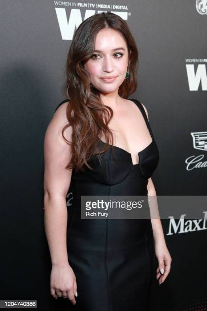 Gideon Adlon attends the 13th Annual Women In Film Female Oscar Nominees Party at Sunset Room Hollywood on February 07 2020 in Hollywood California