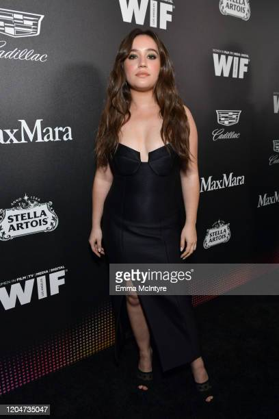Gideon Adlon attends the 13th annual Women In Film Female Oscar Nominees Party presented by Max Mara Stella Artois Cadillac and Tequila Don Julio...
