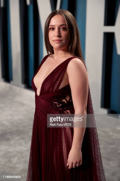 Gideon Adlon attends the 2020 Vanity Fair Oscar Party hosted by Radhika Jones at Wallis Annenberg Center for the Performing Arts on February 09 2020...