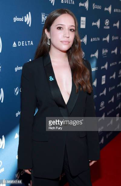 Gideon Adlon attends the 30th Annual GLAAD Media Awards Los Angeles at The Beverly Hilton Hotel on March 28 2019 in Beverly Hills California